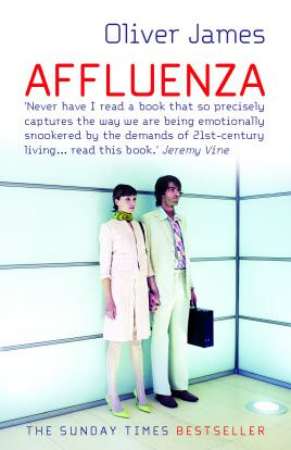 Affluenza - discussing how our pursuit of wealth can make us mentally ill (affiliate)