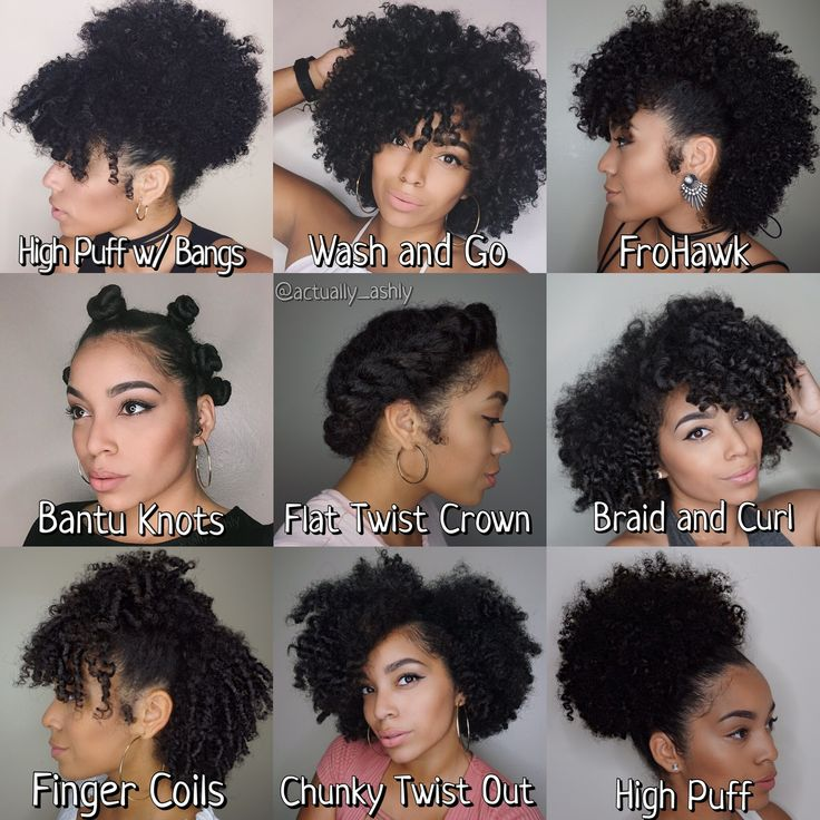 Natural Hair Styles                                                                                                                                                                                 More