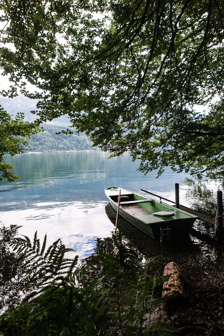 Für einen Romantikurlaub am Millstätter See braucht es nicht viel. Gutes Essen, gutes Wetter und einen Partner, mit man die Zeit zu zweit genießen kann.