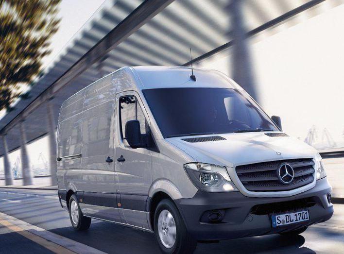 Mercedes Sprinter Furgon (NCV3) models - http://autotras.com