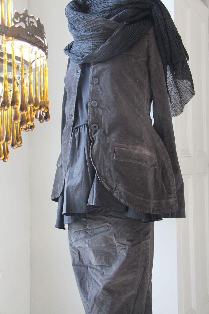 Rundholz AW16 3681107 Jacket- Ash