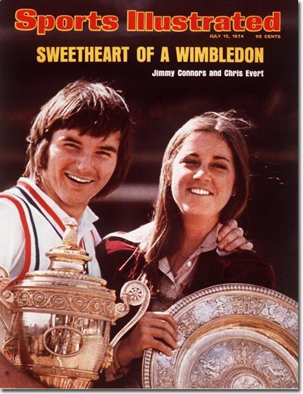 jimmy connors chris evert july 15