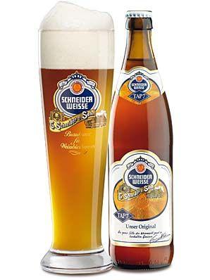 Founded 1607 - Schneider Weisse