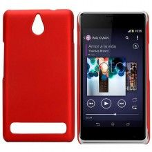 Carcasa Sony Xperia E1 Ultra Slim Roja $ 17.400,00