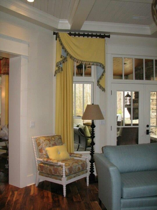 17 Best Images About Window Tx On Pinterest Window Treatments Tassels And Valance Patterns