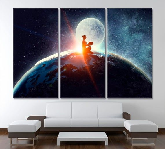 Space Art Space Poster Space Wall Art Astronomy Spaceart Spaceposter Spacewallart Astronomywalldecor O Space Wall Art Space Art Outer Space Decorations