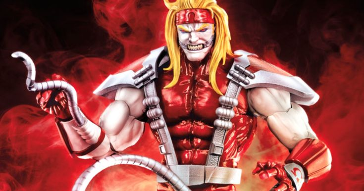 Deadpool 2 Now Gets Toys: Includes Omega Red