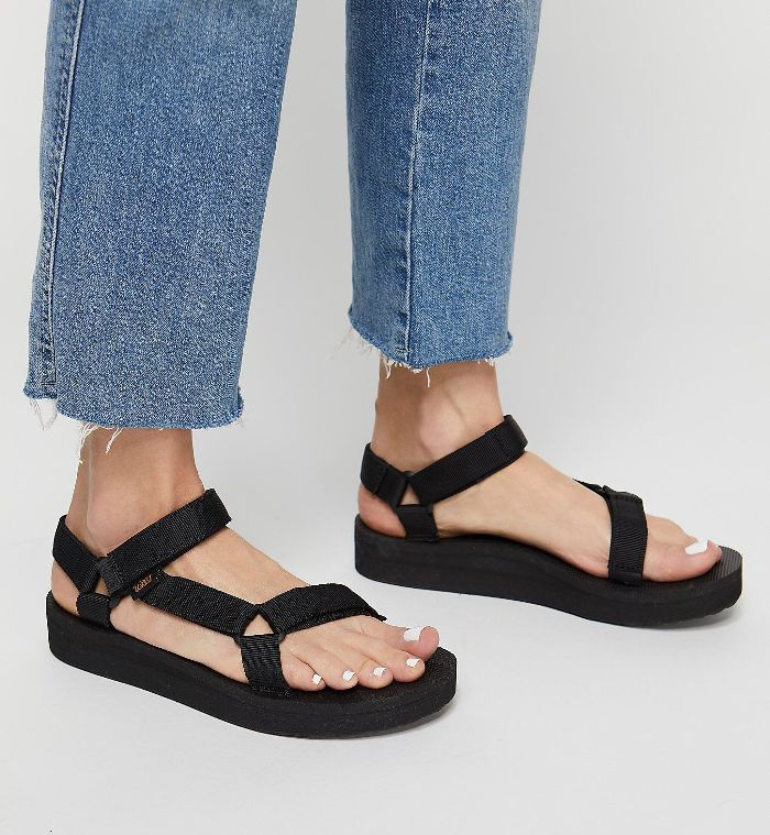 Teva W Midform Universal Wedge Sandal
