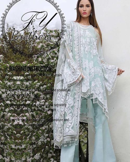 78dab5d43e Sana Safinaz Luxury Net Collection (Replica)(Unstitched). Sana Safinaz  Luxury Net Collection (Replica)(Unstitched) Pakistani Dresses Online  Shopping,