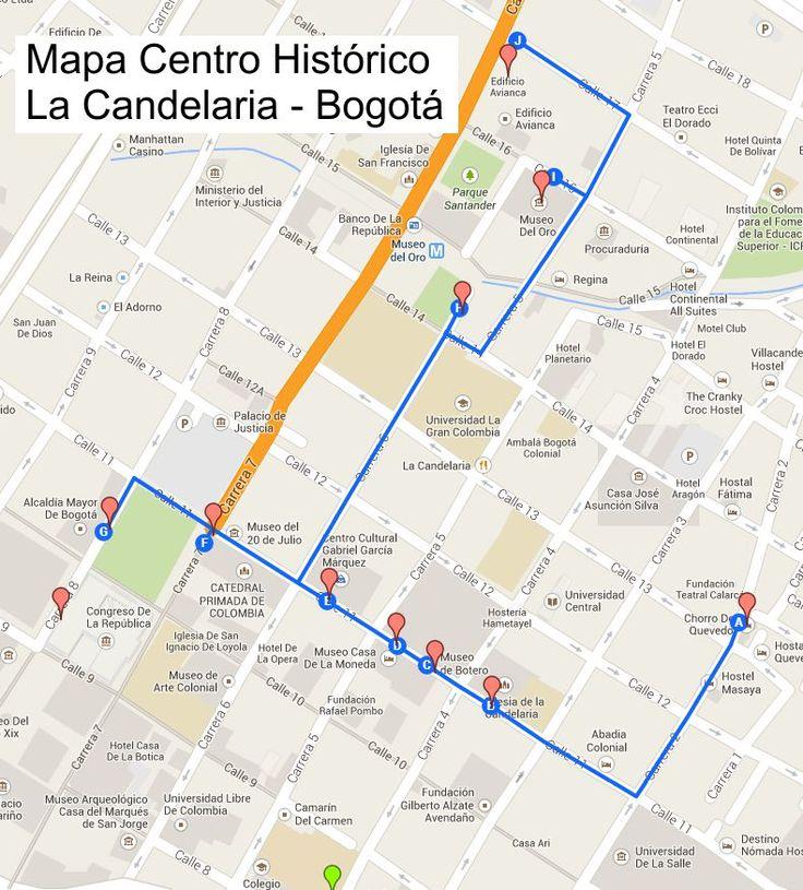 Walking tour pelas ruas da Candelaria (Bogota)