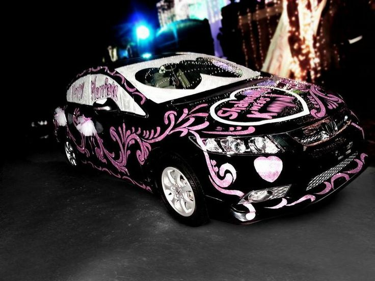 Top 25 unique wallpapers inspiring wedding cars for Auto decoration in pakistan