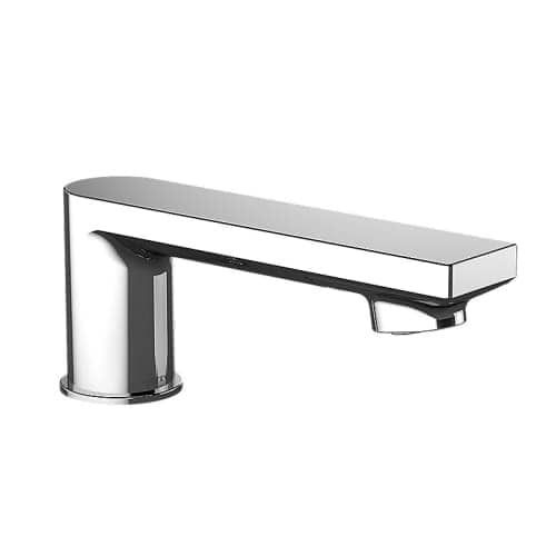 Toto TEL1A5-D10ET Libella .09 GPC Single Hole Bathroom Faucet with Micro Sensor and EcoPower - Thermostatic Mixing Valve