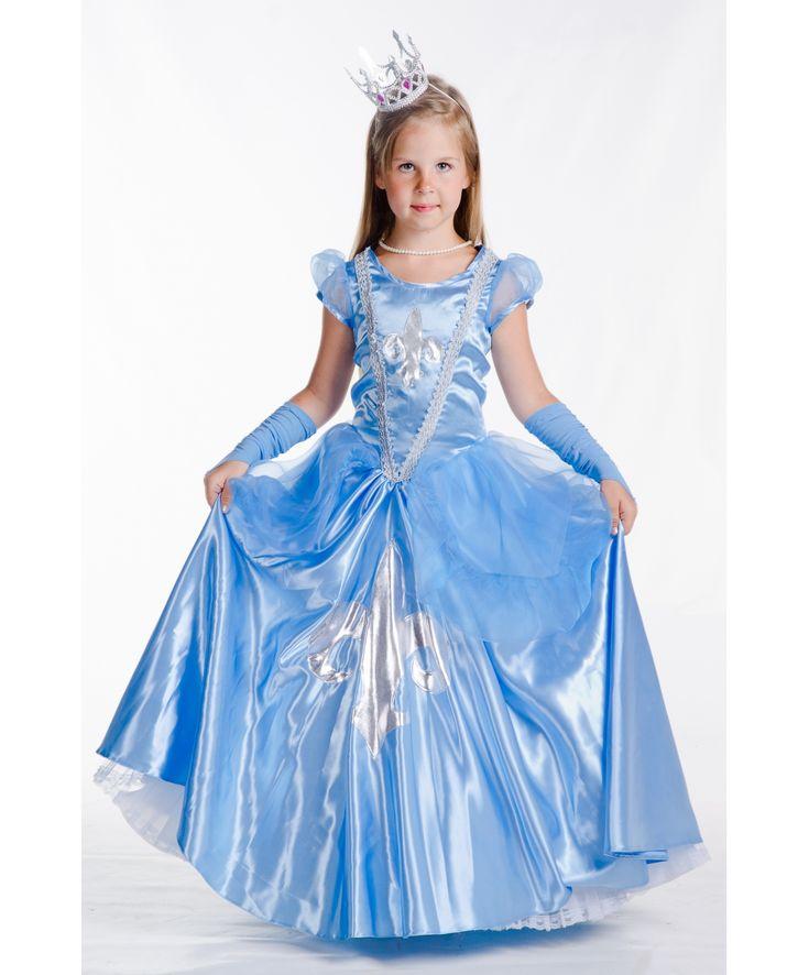 Костюм Золушки: платье, подъюбник в интернет-магазине http://fas.st/Vhqyn