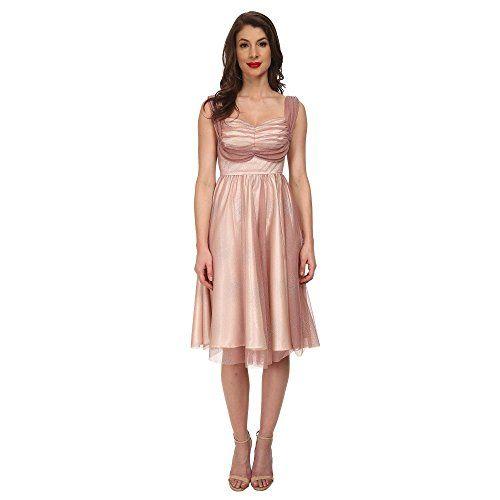 (ストップスターリング) Stop Staring! レディース トップス ワンピース Gracie Swing Dress 並行輸入品  新品【取り寄せ商品のため、お届けまでに2週間前後かかります。】 表示サイズ表はすべて【参考サイズ】です。ご不明点はお問合せ下さい。 カラー:Dusty Pink/Silver