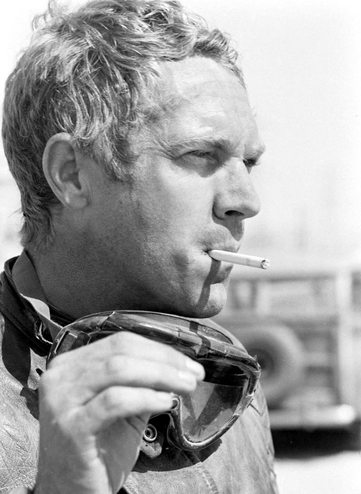 steve mcqueen in project to picture every sevenyearold - 736×1007