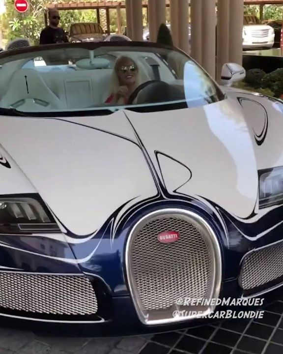 This Car Made With Porcelain Looks Incredible Supercar Blondie Super Cars Cool Cars Car Makes
