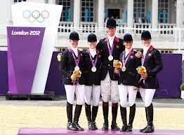 Gloucestershire Echo commented Cheltenham cheers as Zara Phillips and Team GB win Olympic silver