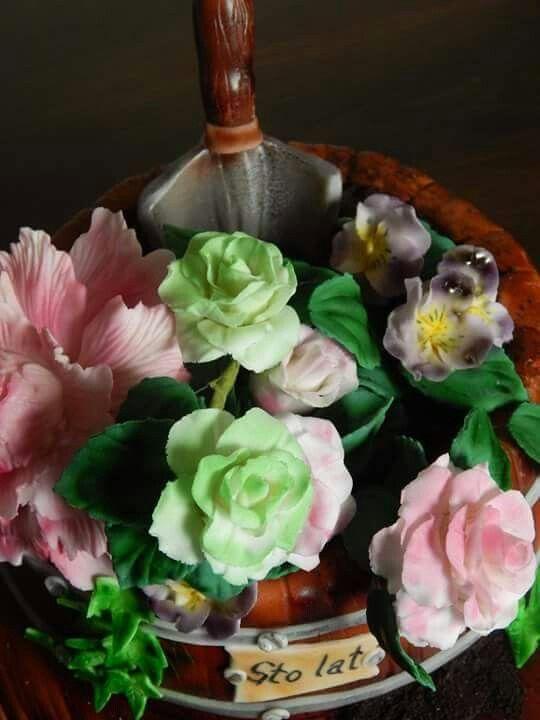 Cake for the gardener
