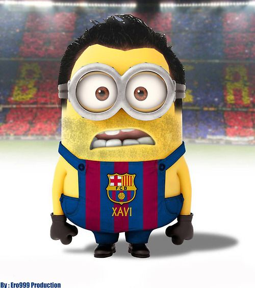 Xavi Hernandez - Barça