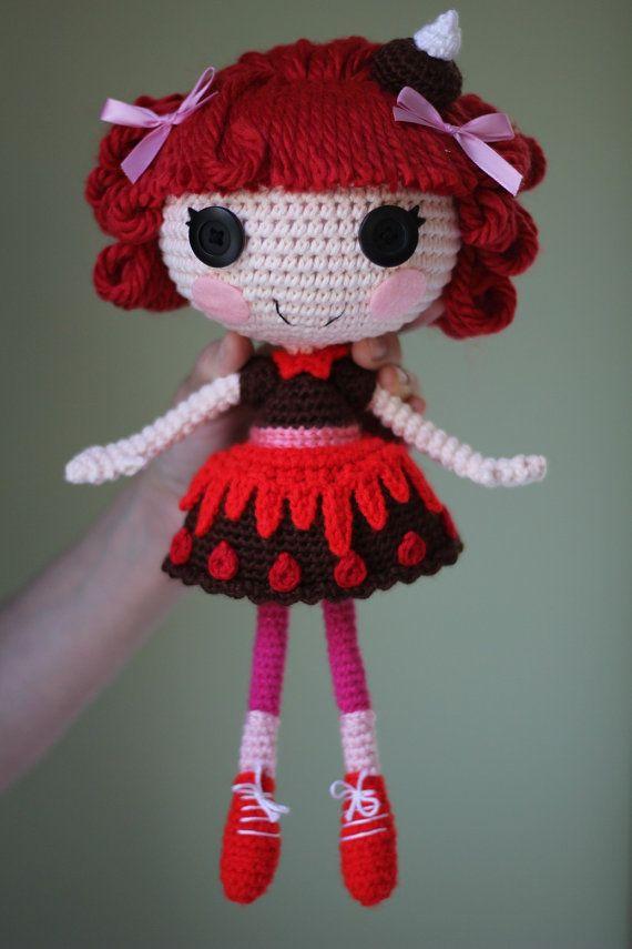 PATTERN: Choco Crochet Amigurumi Doll