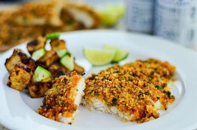 Жареная рыба в острой панировке - InVkus