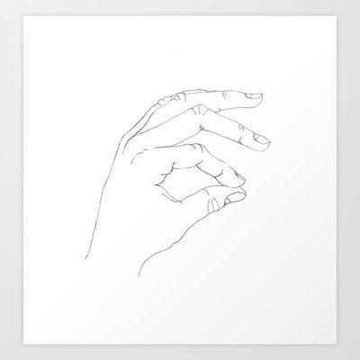 A+Okay+Art+Print+by+Daggy+Jess+-+$15.00