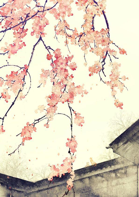 Hình Ảnh ] Phong Cảnh Cổ Đại (5) | Mistletoe Magic