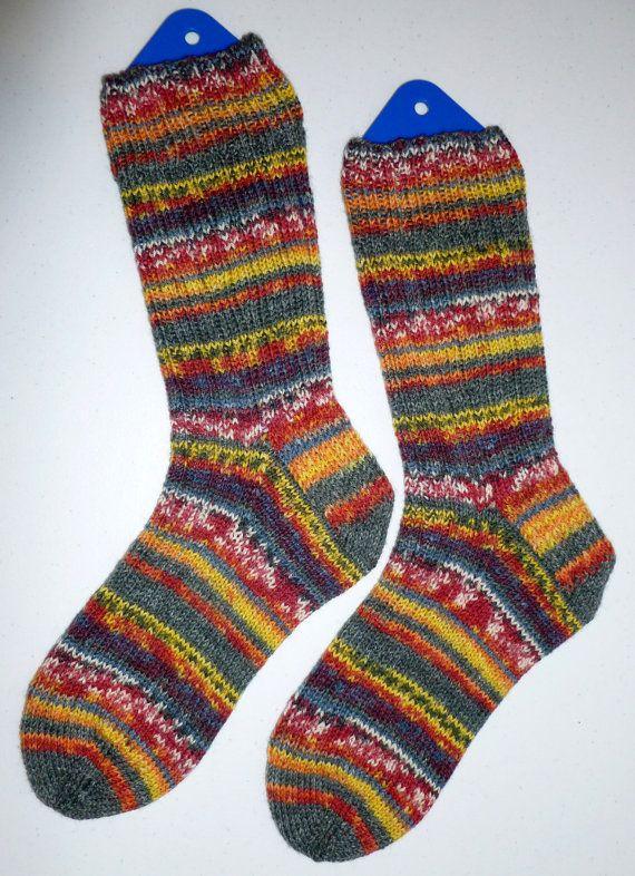 Hand Knit Blanket Yarns