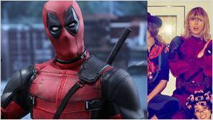 Ryan Reynolds le presta su traje de 'Deadpool' a Taylor Swift por Halloween