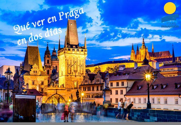 Te recomendamos qué puedes ver en Praga si tienes dos días en la Ciudad de las Cien Torres.