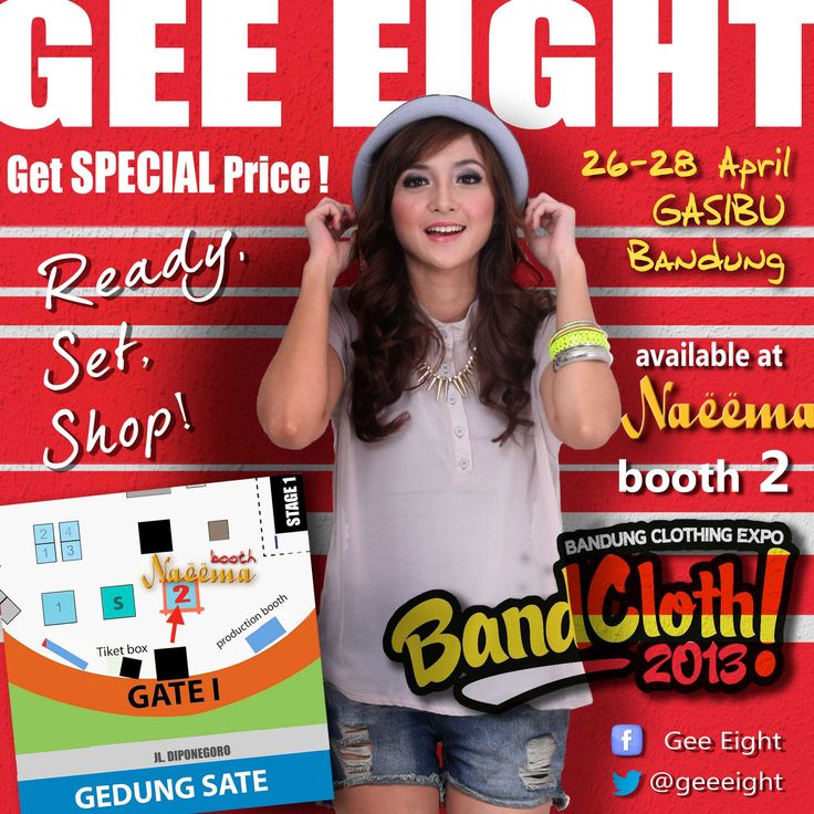 promo bandcloth_ house of gee eight