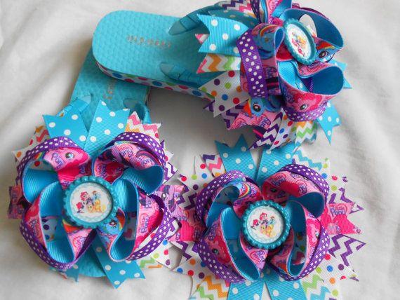 My Little Pony Boutique Flip Flops