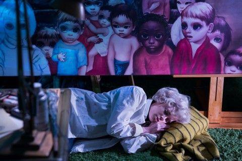 I Big Eyes di Tim Burton (e Walter Keane)