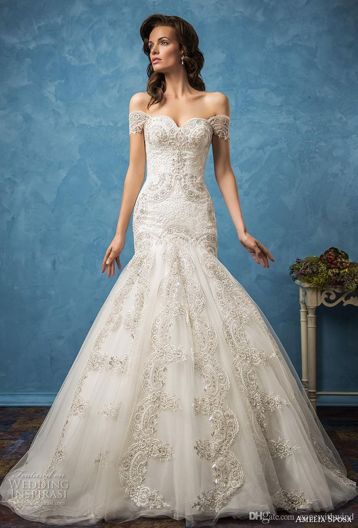 12 best Wedding Dresses images on Pinterest | Short wedding gowns ...