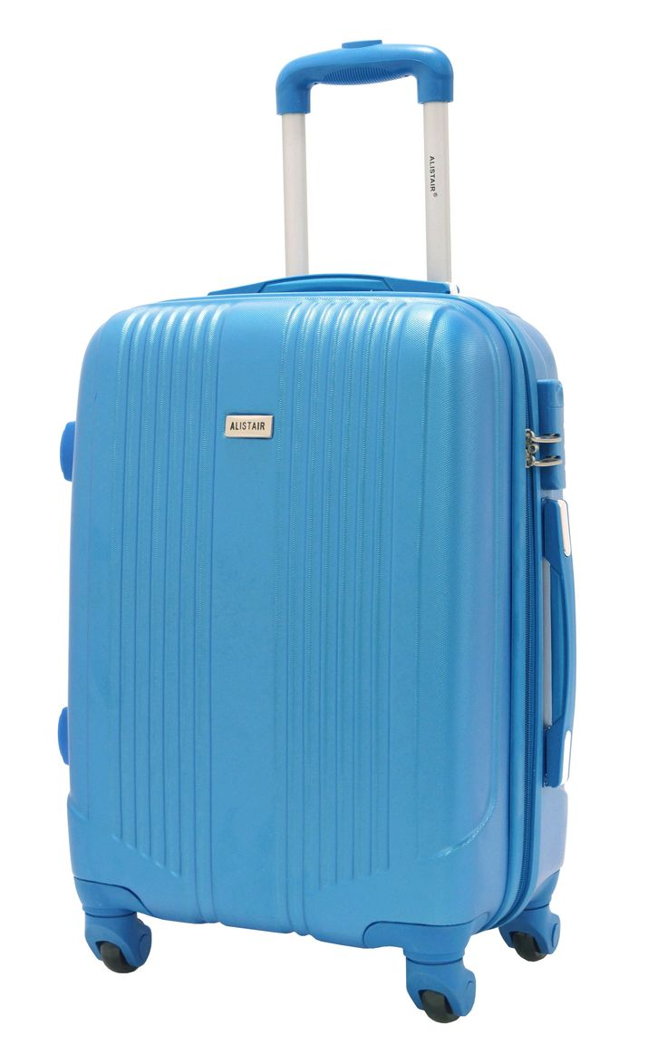 "Alistair ""Airo"" - Valise Taille Cabine 55cm - Abs"