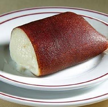 milky turkish dessert: Kazandibi