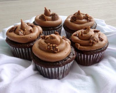 DELICIOUS Nutella Cupcake Recipe | Chef in Training
