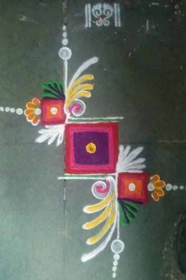 Rangoli Designs Simple