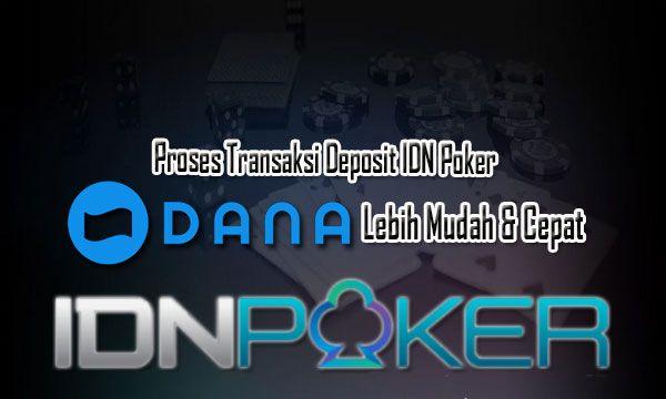 Deposit Game Poker Online Pakai Aplikasi Dana Poker Aplikasi Game