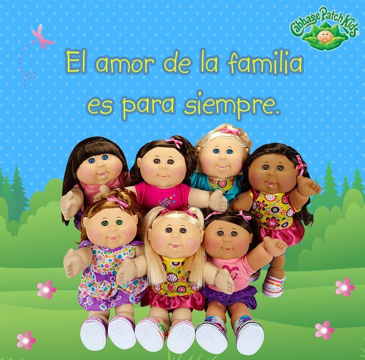 El amor de la familia es para siempre. #cabbagepatch #cabbagepatchkids #sketchers #muñeca #niñas #abrazo #palaciodehierro #liverpool #comercialmexicana #walmart #soriana #sears #chedraui #coppel #juguetron #HEB #kids