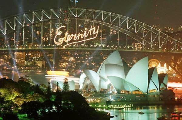 Aussie Chick: Eternity Sydney