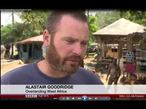 BBC News - Tourism Returns to Sierra Leone! Sierra Leone was 'officially' declared free of Ebola last weekend. Such fantastic news for the country after a very tough past 15 months or so. We are immensely proud to be one of the very few operators to return to Sierra Leone so soon after the outbreak - in fact we arrived on the very day the country reached the 42 days mark! As Aminah, Al, Jason and our Dakar to Freetown group pulled into Bureh Beach for the day the BBC were there and filmed…