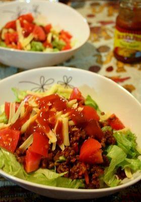●沖縄料理●あるもので簡単タコライス by ちさぷー [クックパッド] 簡単おいしいみんなのレシピが257万品