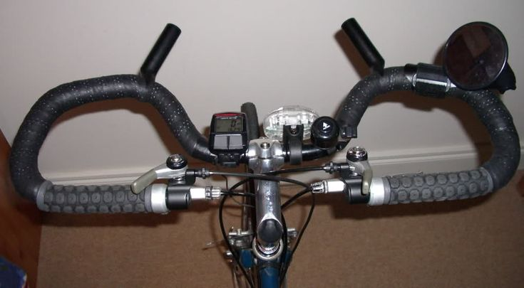 Mustache Bars For Touring? - Page 4 - Bike Forums