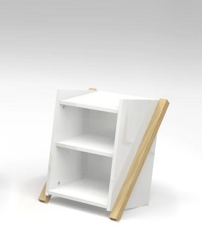 Bedside cabinet/ Nofall Open