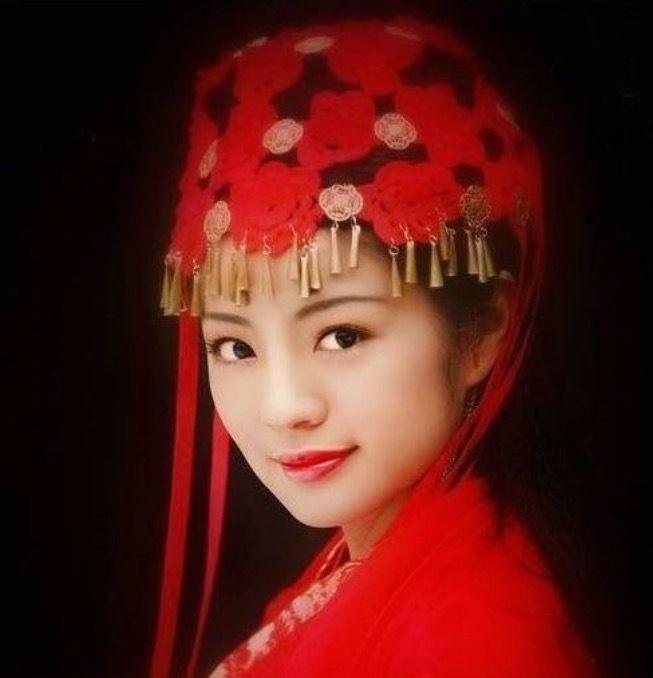 Ancient Chinese Hanfu Fashion_安以轩( An Yi Xuan ) AdyAnn_Taiwan Actress