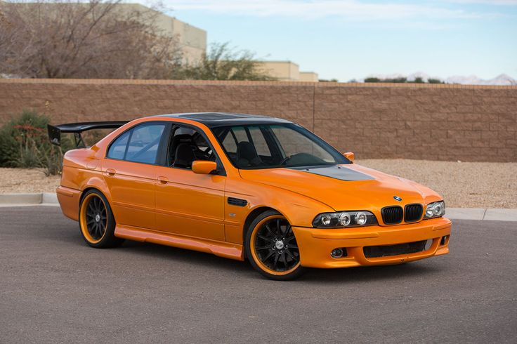 Car brand auctioned:BMW: 5-Series Base Sedan 4-Door 1998 Car model bmw m 5 fast furious 4 movie car with vf supercharger