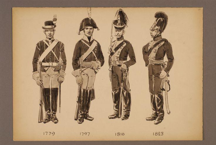 The dragoon regiment of Skåne 1779-1825 by Einar von Strokirch