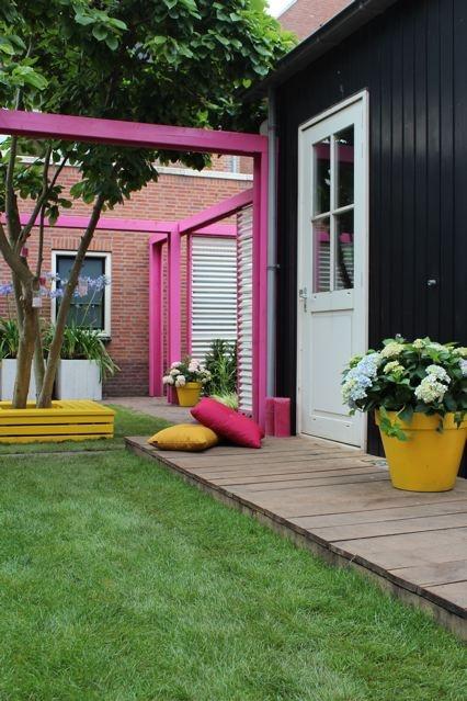 Roze | Pink ✭ Ontwerp | Design Lodewijk Hoekstra & Huib Schuttel