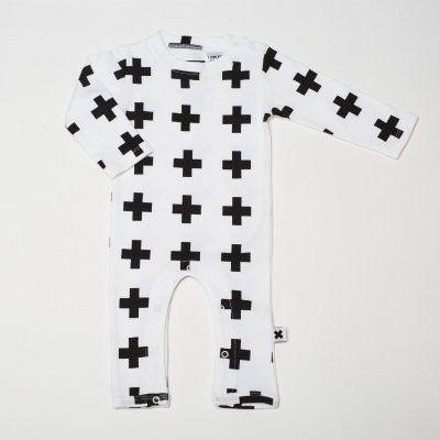 Crosses Romper
